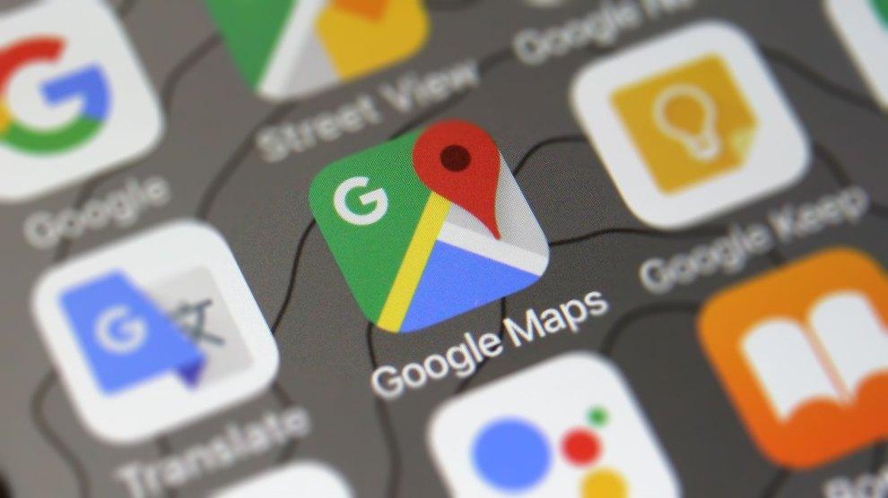 В Google Maps появятся сообщения об авариях, камерах и пробках на дорогах