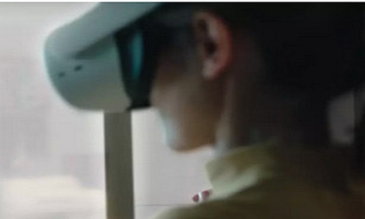 Facebook показала рабочее место в виртуальной реальности (ВИДЕО)