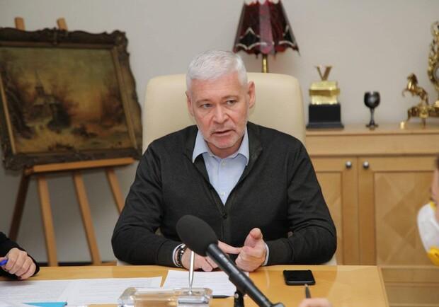 И. о. харьковского городского головы Игорь Терехов (фото redpost.com.ua)