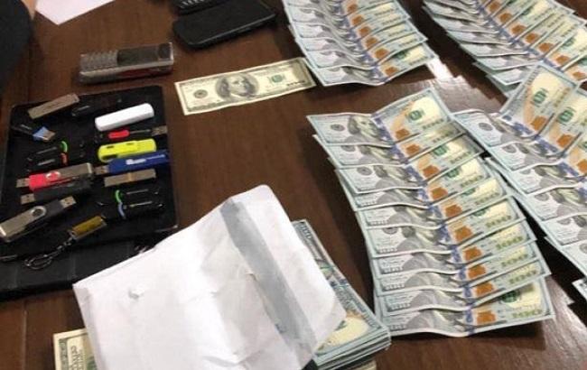 Соратник Трубы попался на взятке в $150 тыс.