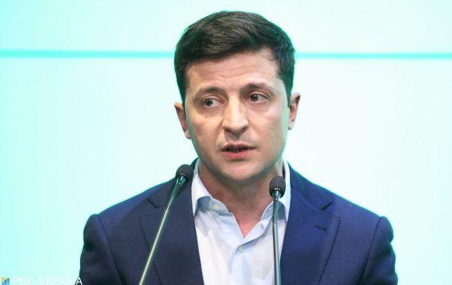 Владимир Зеленский призвал Раду назначить дату инаугурации на 19 мая