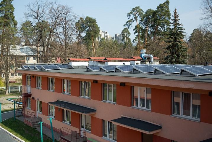 Киев в энергосбережение школ и детсадов привлек 105 млн грн