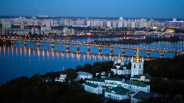 Киев попал в рейтинге самых важных туристических мест