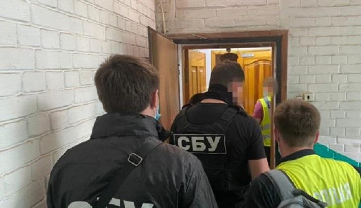 СБУ разоблачила миллионные хищения в Киевпастрансе