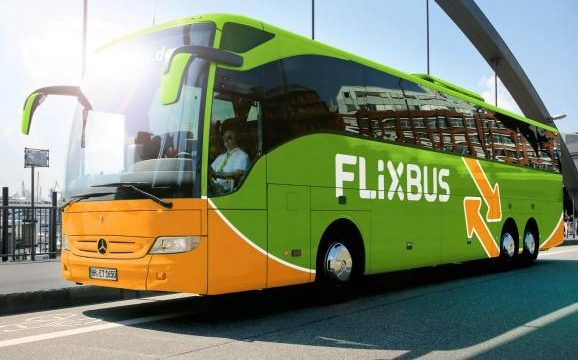 FlixBus в ноябре запускает три новых маршрута из Украины