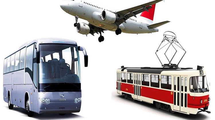Пассажирооборот украинского транспорта за 9 месяцев просел в 2,2 раза