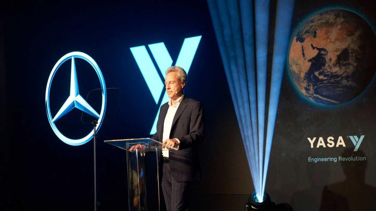 Mercedes-Benz купил стартап YASA