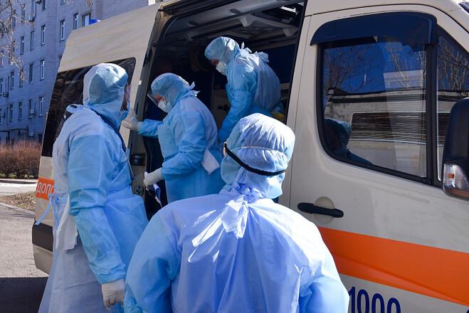 В Украине зафиксировано 11 932  новых случая COVID-19