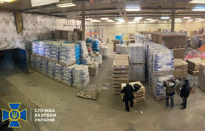 СБУ и Европол блокировали деятельность международной группировки контрабандистов