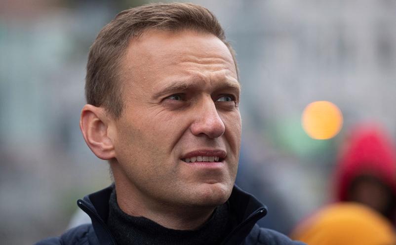 Навальный находится в полиции
