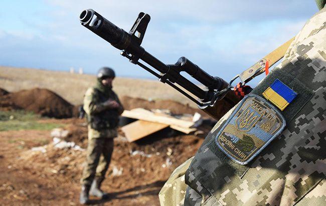 На Донбассе российские наемники один раз неприцельно обстреляли позиции ВСУ