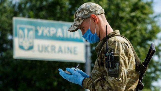 Кабмин на период карантина изменил правила въезда иностранцев в Украину