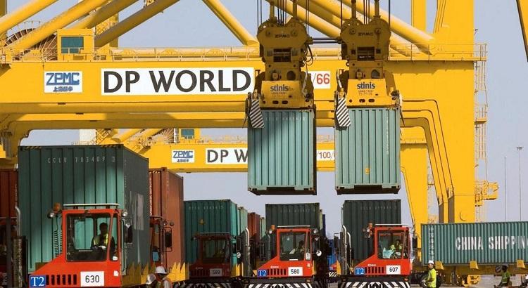 В Украину заходит крупнейший портовый оператор DP World
