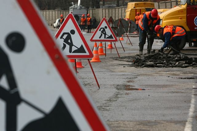 Киев оказался лидером по ремонту дорог