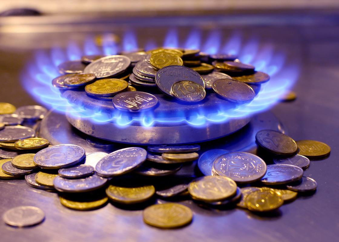Долг жителей Киевщины за газ достиг 2 миллиардов
