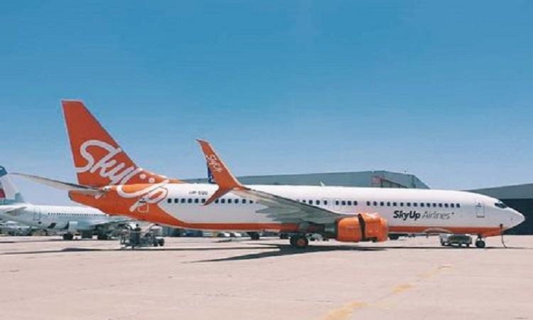 SkyUp открыла продажу билетов по 14 рейсам в Европу на зимний сезон