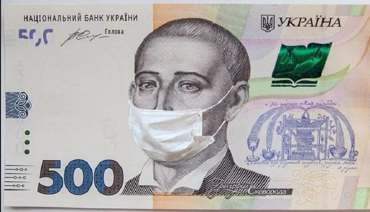 В Украине начинают штрафовать за отсутствие маски в общественных местах