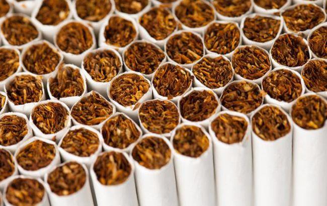 Гостаможня за год выявила контрабандных сигарет на 93 млн грн (ИНФОГРАФИКА)