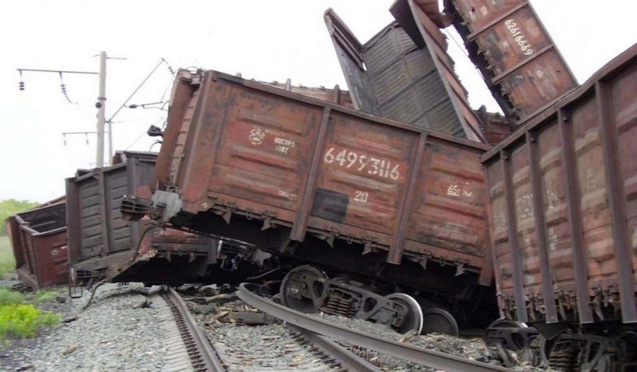 УЗ в I квартале продала металлолома на 1 млрд гривен