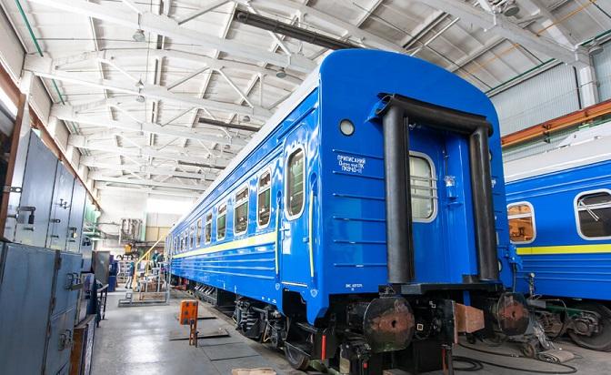 МИУ планирует заключить договор с КВСЗ на 100 вагонов для УЗ