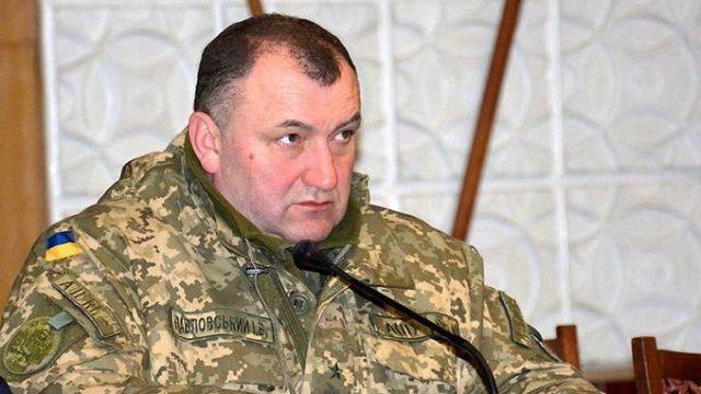 Суд арестовал генерала Павловского с залогом в 475 млн грн