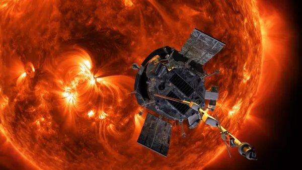 Космический корабль НАСА установил рекорд по скорости и приближению к Солнцу