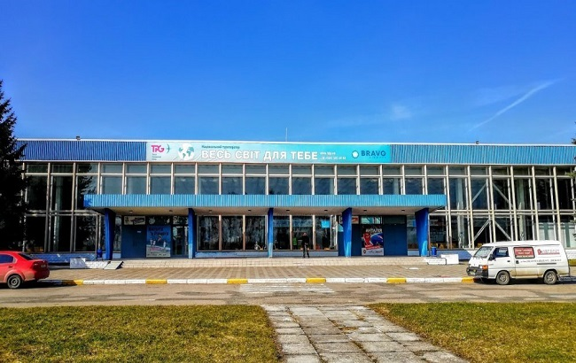 Аэропорт Ровно передали в концессию
