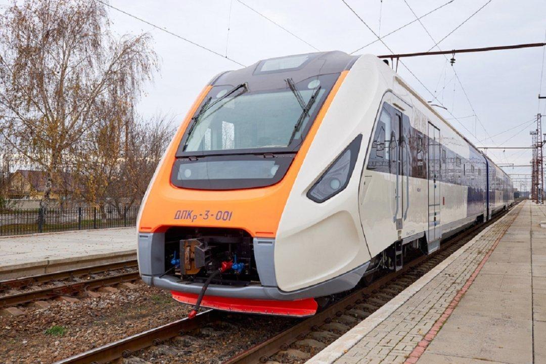 КВСЗ выпустил новый поезд