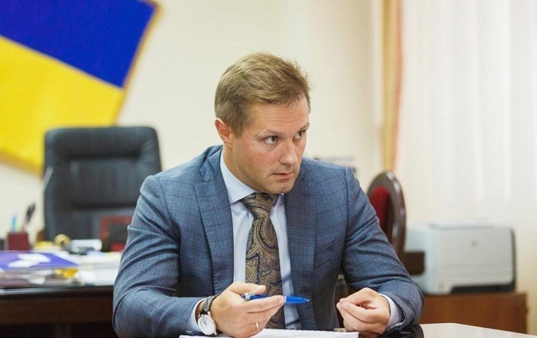 Парламент уволил главу АМКУ Юрия Терентьева