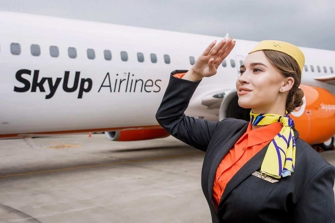 SkyUp вводит плату за регистрацию в аэропортах