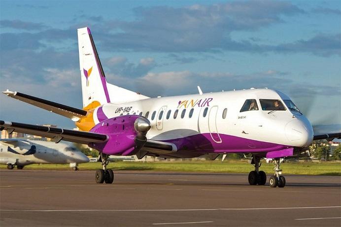Авиакомпании YanAir запретили летать