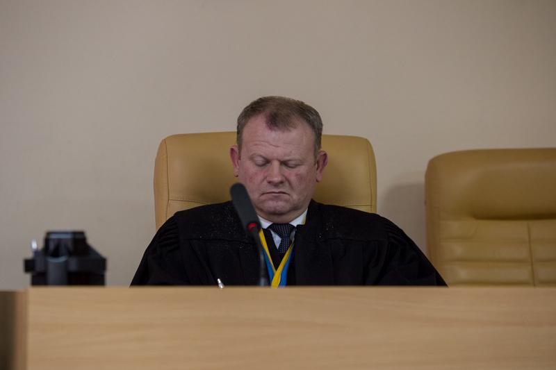 В ГПУ заявляють про «заінтересованість» судді Печерського суду Писанця на користь скандального забудовника Репи