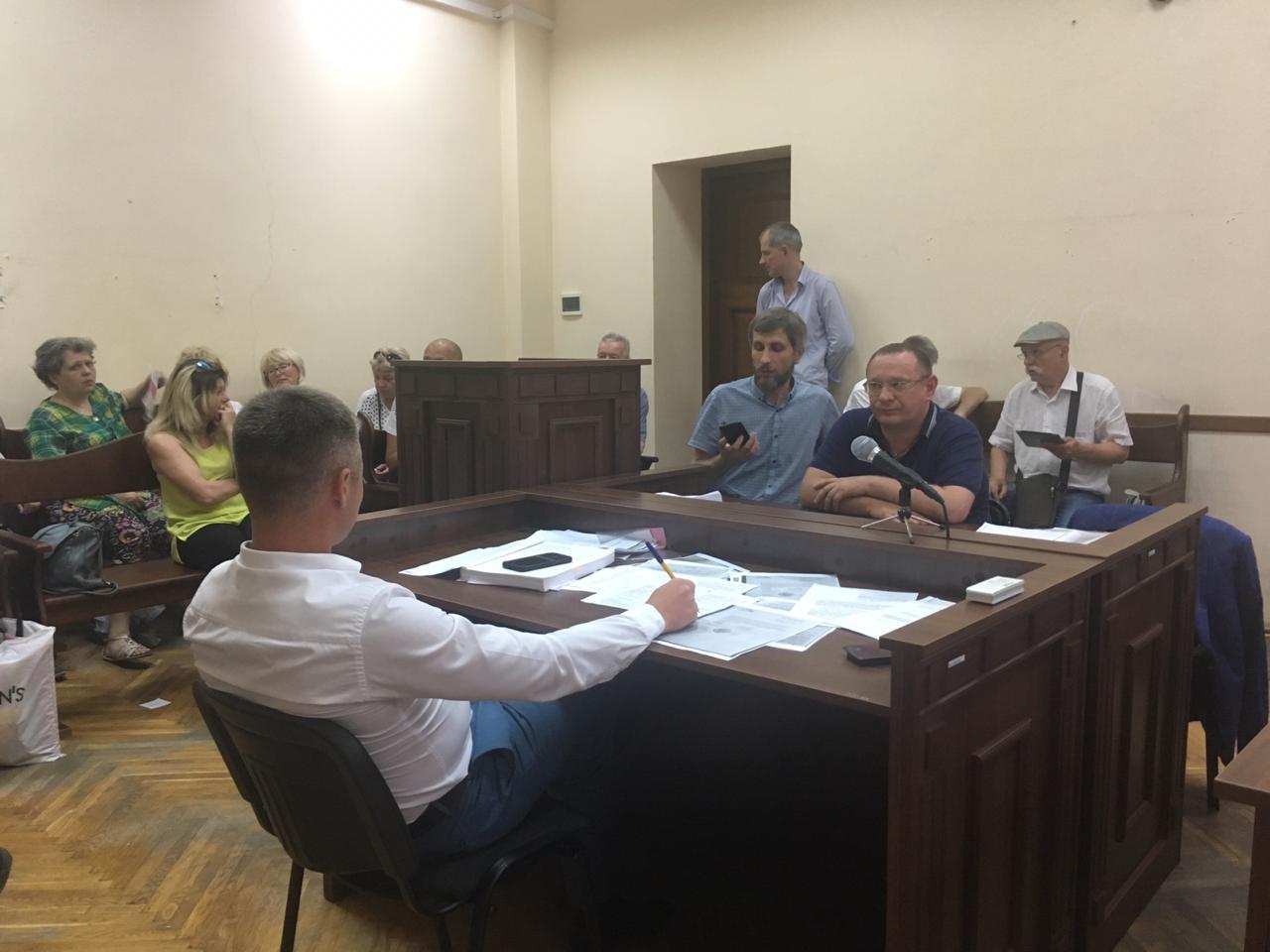 Печерський суд відмовив забудовнику Репі замінити «упередженого» прокурора у справі про шахрайство під час будівництва ЖК «Шевченківський квартал»