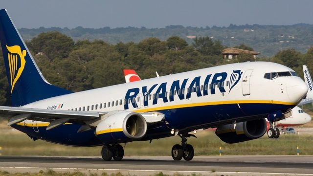 Ryanair запустит 18 маршрутов из Украины