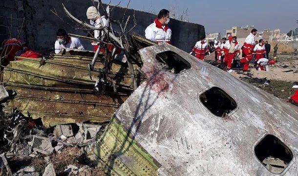 Украина намерена добиваться полного наказания виновных в авиакатастрофе в Иране - СНБО
