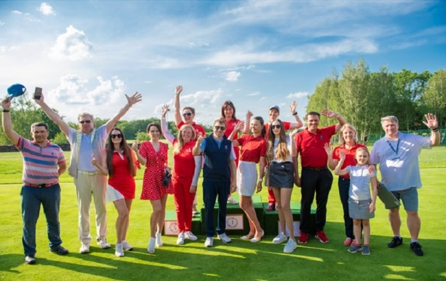 Федерация гольфа Украины провела первый турнир после карантина