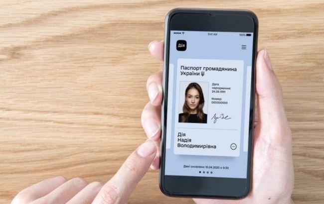Банки начали принимать цифровой паспорт в мобильном приложении «Дія»