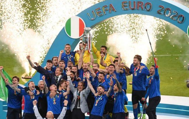 Евро 2020 выиграла сборная Италии