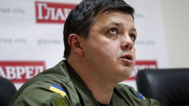 Семенченко перевели из больницы в СИЗО