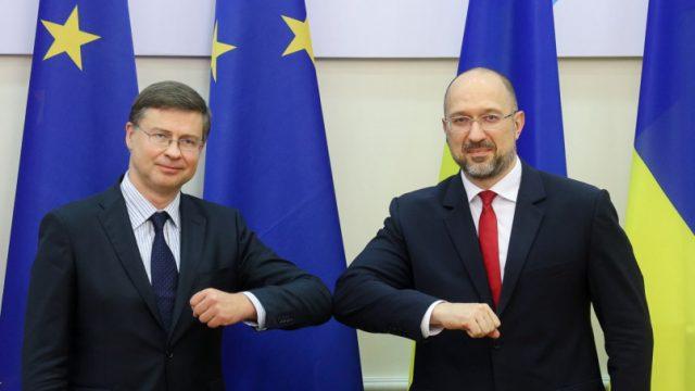 Украина выполнила условия для второго транша от ЕС, — Шмыгаль
