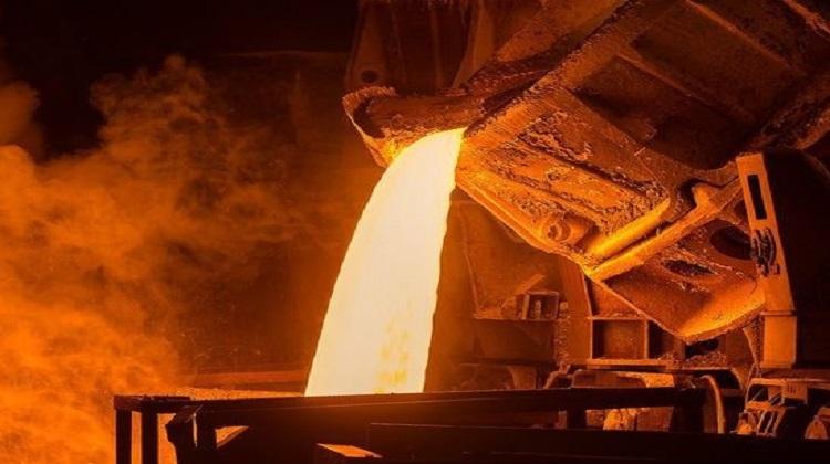 Украина сократила экспорт металлопродукции на 5,5%