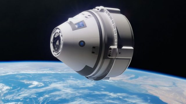 NASA и Boeing одобрили тестовый полет Starliner