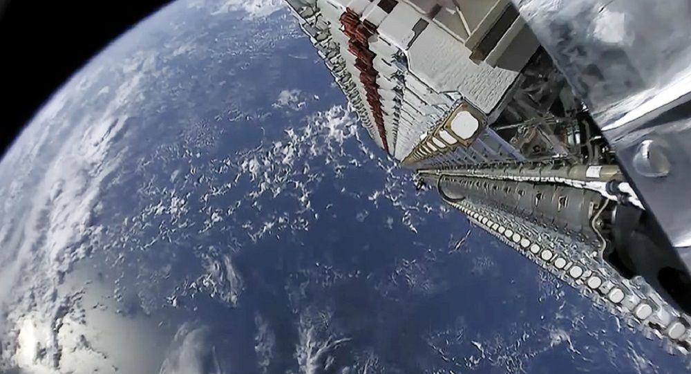 SpaceX планирует вывести на орбиту новую группу интернет-спутников Starlink