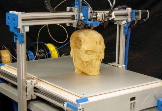 Украинский стартап разработал уникальные материалы для печати костей
