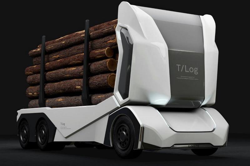 Шведский стартап Einride представил следующее поколение своего автономного электрогрузовика