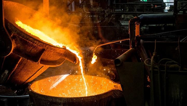 Украина опустилась в мировом рейтинге производства стали (ИНФОГРАФИКА)