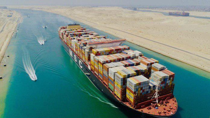 Стартовала модернизация Суэцкого канала