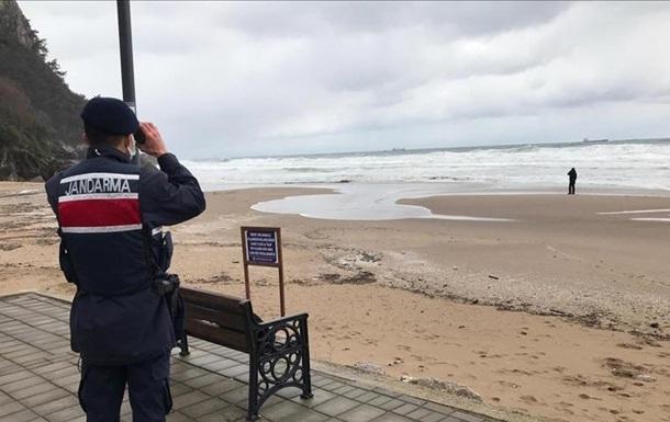 У берегов Турции затонул сухогруз с украинцами на борту