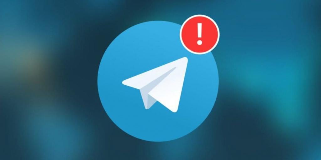 В Telegram произошёл сбой