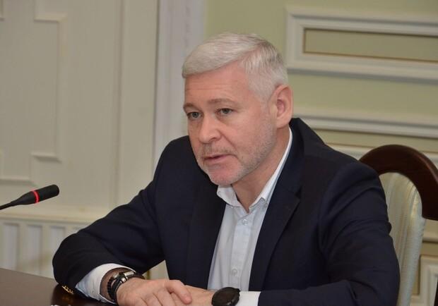Игорь Терехов (фото с сайта Vgorode)